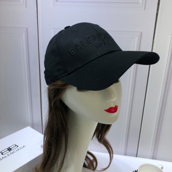 Best Seller Women'S Baseball Hat Exquisite Embroidery And Brand Quality  Baseball Hats Original Design With Box Flat Caps For Men Womens Baseball  Hats