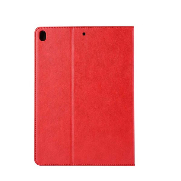 Classic PU Imitation Leather ipad Case Cover For ipad Pro 10.5 ipad mini 3 4 With Folding Stand Dormancy Tablet Protective Shell