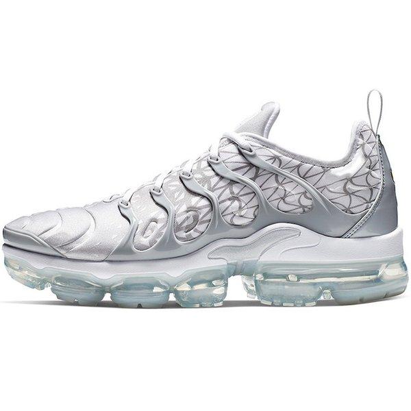 Silver White 40-45