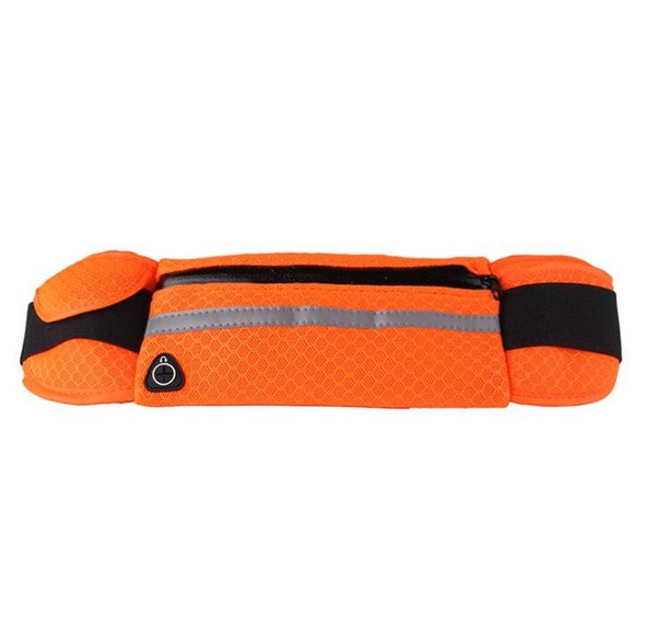 Marathon Jogging Cycling Running Hydration Belt Waist Bag Pouch Fanny Pack Phone Holder For Water Bottles