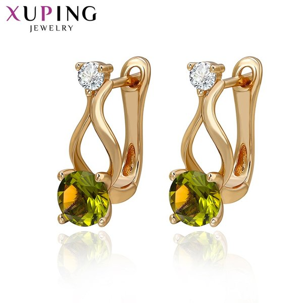 Xuping Earring Special Design Gold Color Plated New Jewelry for Women New Arrival High Quality S29/130-28967