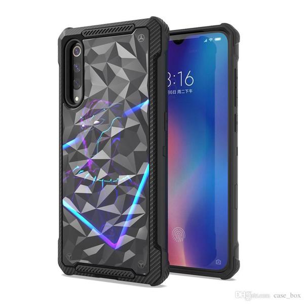 Customization Hybrid Diamond Guard Defender Case Cover for Samsung Galaxy J3 Achieve J7 Star J737 2018 S8 S9 Plus S7 Edge Shockproof