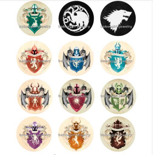 12mm 2-Game of Thrones