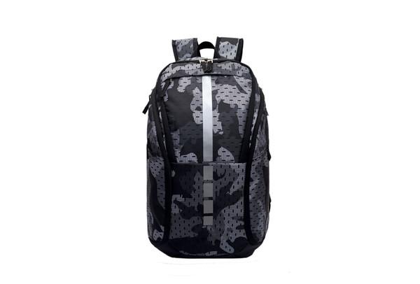 2017 Brand Design Homens mochila para a escola Saco adolescentes Meninos Laptop Bag Backbag Man Schoolbag Mochila Mochila EUA Hoops Elite KD