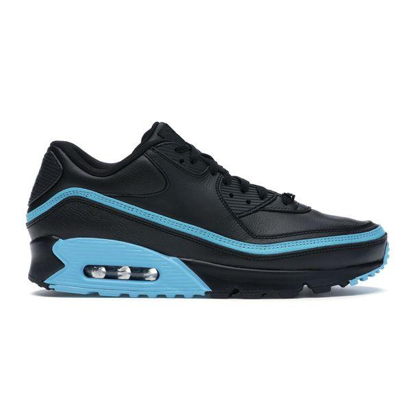 8 negro azul Furia