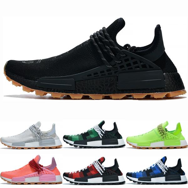 Großhandel Adidas Nmd Human Race 2019 Neue Human Race Trail Running Schuhe Herren Damen Infinity Species Pharrell Williams HU Runne Sport Herren Know