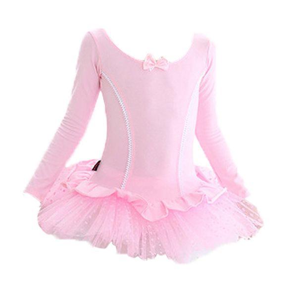 Classical Professional Ballet Tutus Romantic Pink Black Swan Balett Costume Kids Ballet Dress Girl Tutu Child