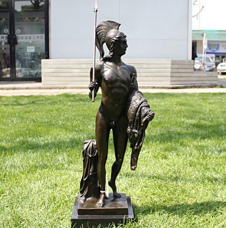 По Рой Цзун как рисунок домашнего интерьера бронзовая статуя бронзовый орнамент бизнес подарки украшения резьба ремесла