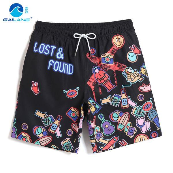 Traje de baño de verano para hombre traje de baño pantalones cortos de playa calzoncillos impresos traje de baño hawaiano plavky surf de secado rápido más tamaño sexy