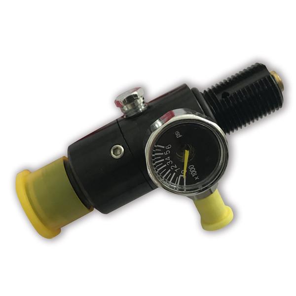 Новые поступления высокого давления M18 * 1.5 маленький цилиндр клапан кислородный баллон респиратор / SCBA HP регулятор груза падения