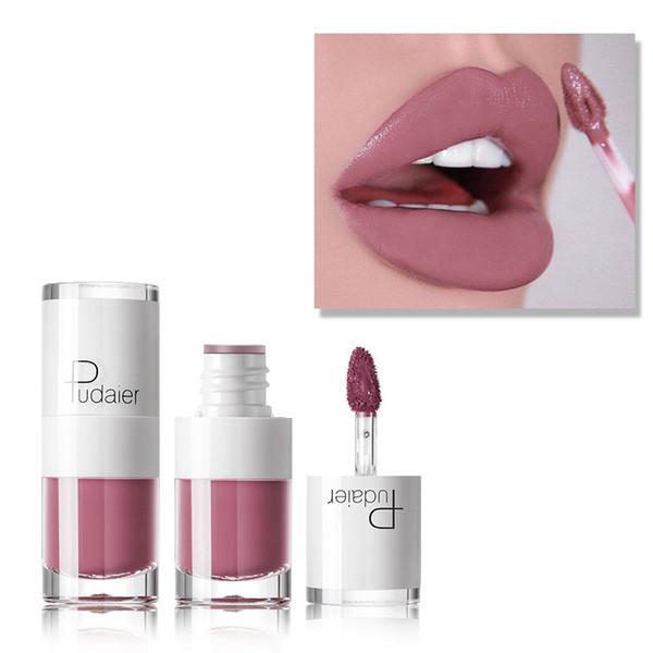 Brand Sexy Matte Lip Gloss 26 Colors Velvet Nude Makeup Waterproof Liquid Lipstick Lip Tint Soft Lipgloss Cosmetics Lips#