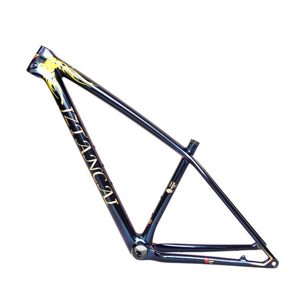Cuadro de bicicleta de montaña de fibra de carbono cuadro gradiente de montaña cuadro de bicicleta de montaña EPIC 29ER