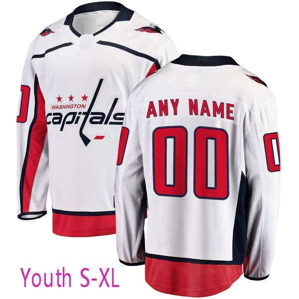 Juventude White S-XL