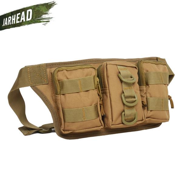 Saco Pacote de Cintura militar Do Exército Jungle Hunter Ranger CP Camo Cintura Bolso Ao Ar Livre Tático Equitação Esportes Saco # 298097
