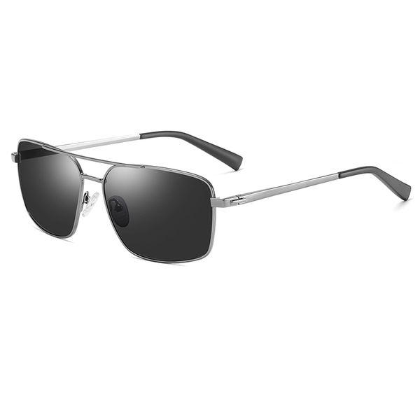 1Pcs Men's Women's Designer Sunglasses Pilot Sunglasses Brand Men's Women's Gold Frame Colorful Fashion HD Lens Sunglasses with Box and Box