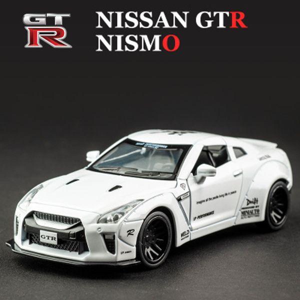 Nissan White