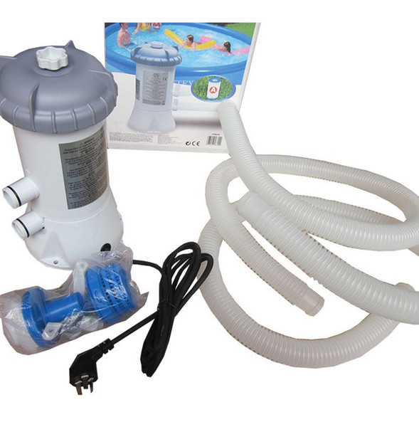 top popular Electric Swimming Pool Filter Pump For Above Ground Pools Cleaning Tool swimming pool filter water purifier KKA7948 2021