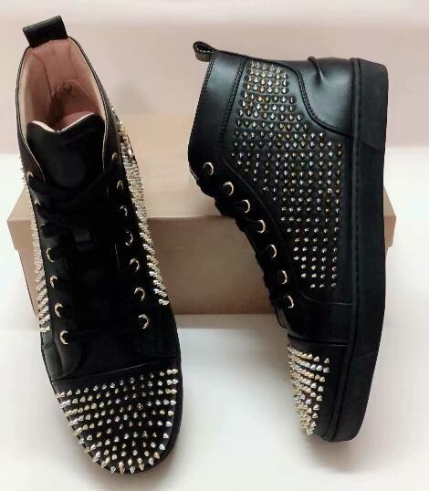 дизайнер обуви Платформа Классические Повседневная обувь Скейтбординг женщин людей кроссовки красный резиновая подошва платье спортивной обуви теннис на открытом воздухе плоские туфли