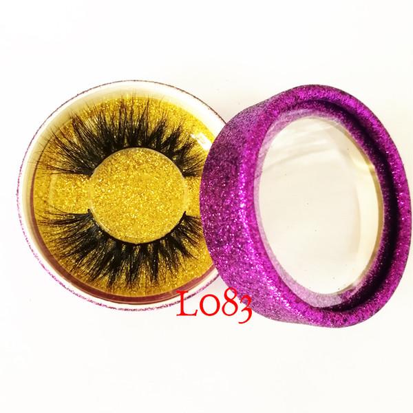 False Eyelashes 3D Mink Eyelashes For Beauty Long Thick Lashes Natural Eyelashes Reusable Volumn Mink Lashes 1