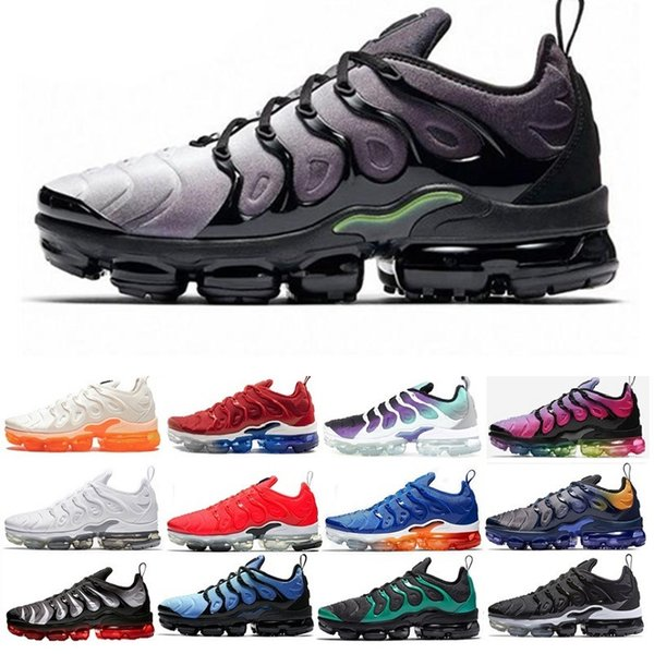 Compre 2019 Nike Air Max Tn Vapormax Running Shoes Nuevos