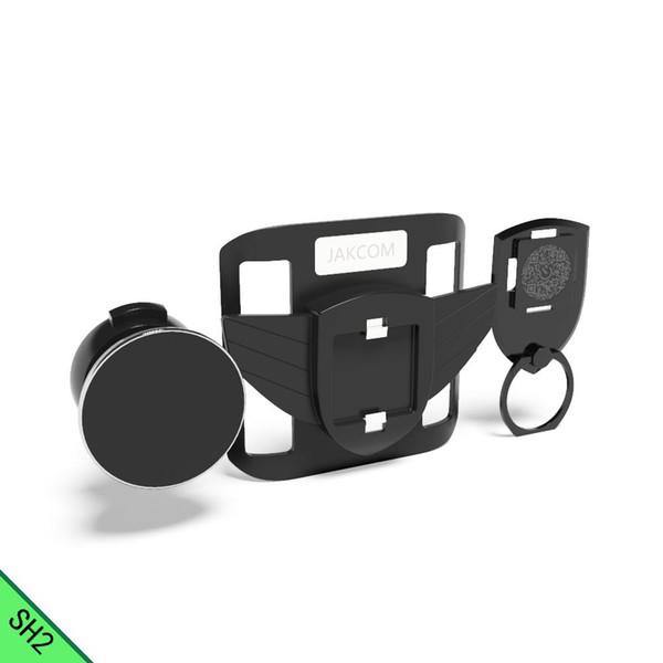 JAKCOM SH2 Smart Holder Set Hot Sale in Cell Phone Mounts Holders as electronics paten women wrist watch