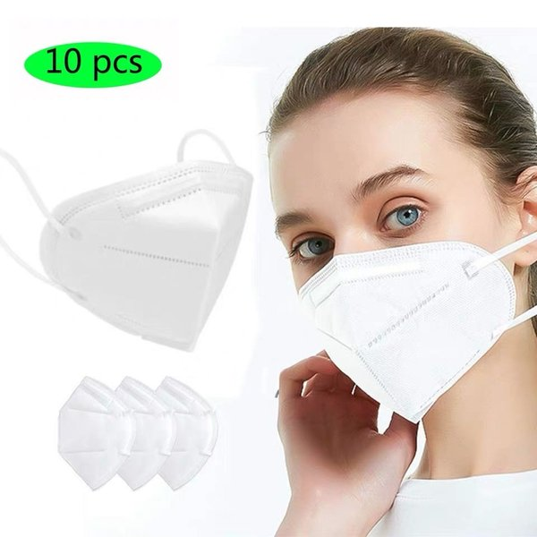 best selling Ready to Ship! Folding Face Mask With Qualified Certification Anti-dust Face Mask Wholesale Fast Shipping by DHL