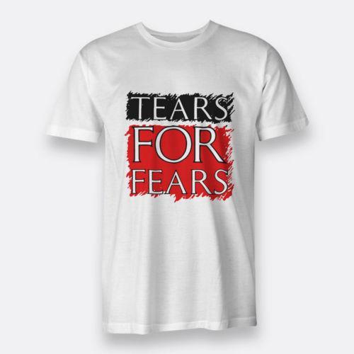 Korkular Için Anneler gözyaşları Konuşma Tees Beyaz T-shirt erkek S-3XL Erkekler Kadınlar Için Unisex Moda tshirt Ücretsiz Kargo siyah