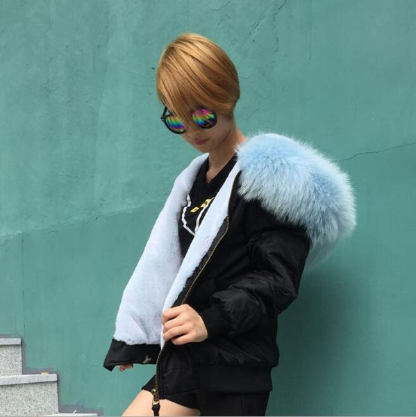 light Blue fur