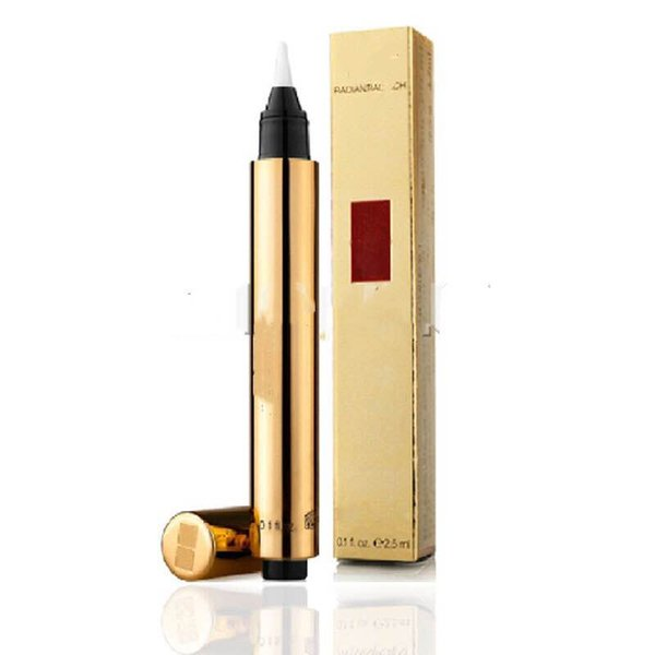 Matite per il trucco contorno viso Touch Eclat Radiant Touch Concealer Marca Cosmetico Cosmetico da 2,5 ml Evidenziatore