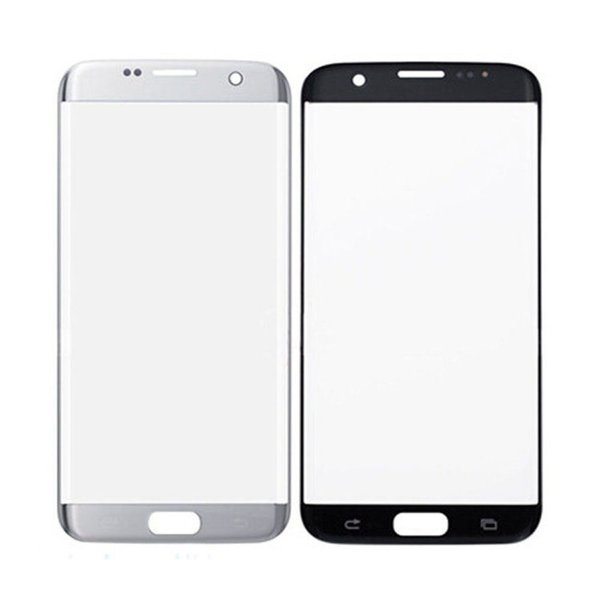 10pcs Front Outer Touch Screen Glass Lens Replacement for Samsung Galaxy S6 Edge G925 S7 Edge G935 free