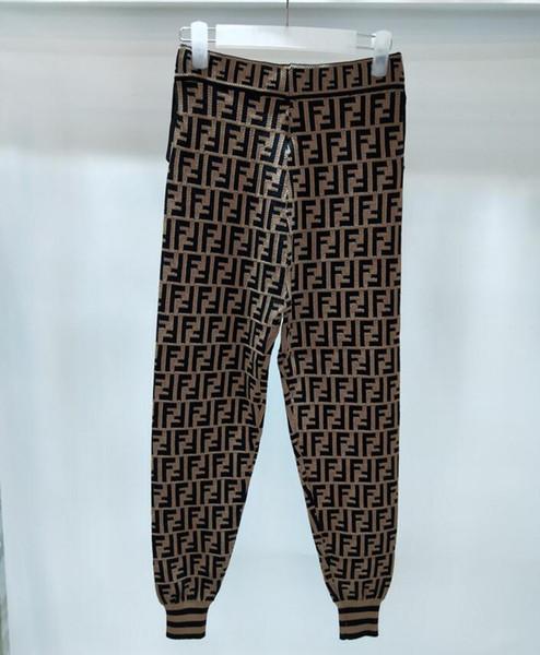 best selling NEW womens Pants Fashion women Sports Jogger Pants Long Elastic Waist Trousers Pantalones