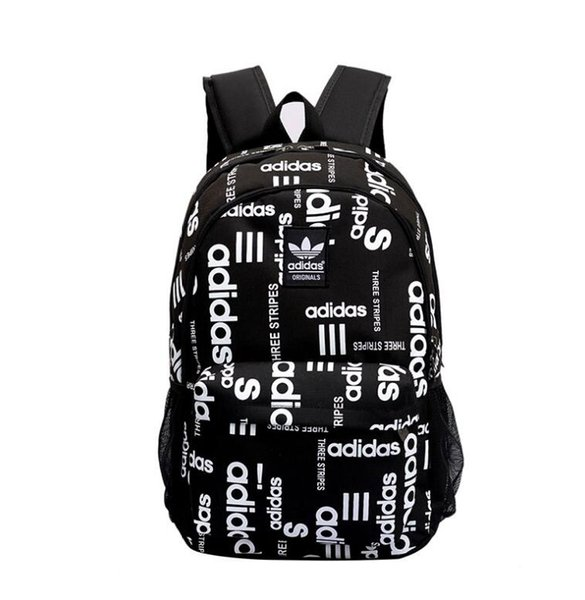 2018 New arrival girls women's Backpack Fashion Bags Canvas Sport Backpack for students Trend all-match