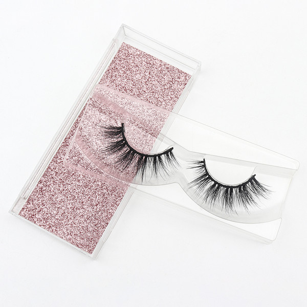 5DL07 factory Wholesale private label100% Real Mink Fur False eyelash handmade false eyelashes 5D Mink Eyelash