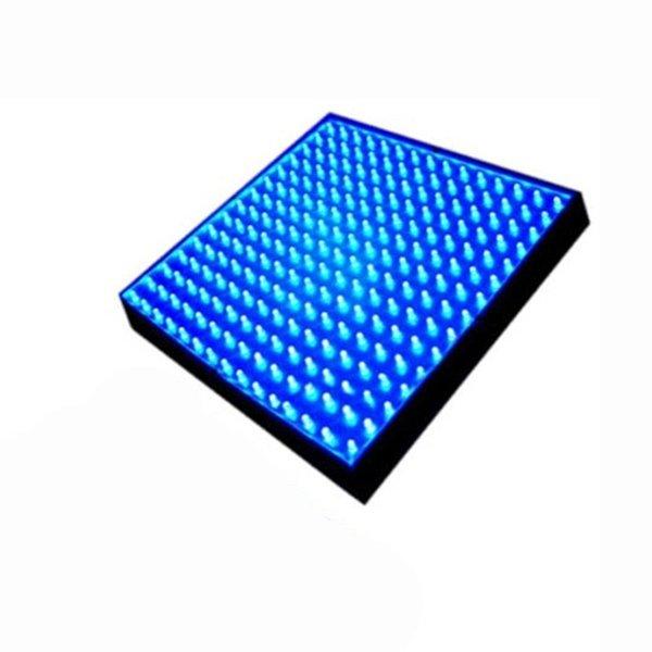 Yayan Renk: Tam mavi ışık