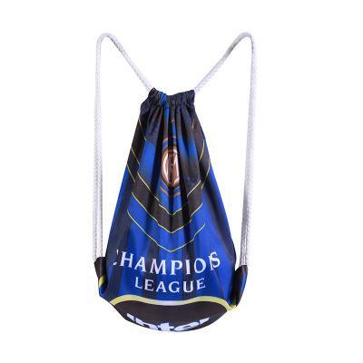 Simples legal clube drawstring boca basquete saco saco de futebol dobrável pacote de material de esportes ao ar livre saco de ombro fabricantes atacado
