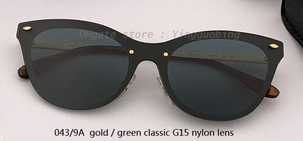 043/9A gold/green classic G15