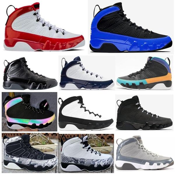 online store wholesale outlet vast selection New 9 Gym Red Racer Blue Bred Dream It Do It UNC Space Jam ...
