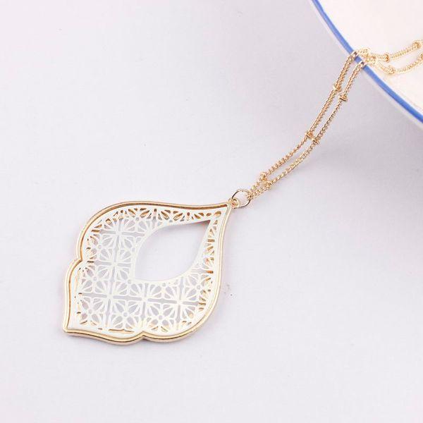 Kolye - Altın Gümüş