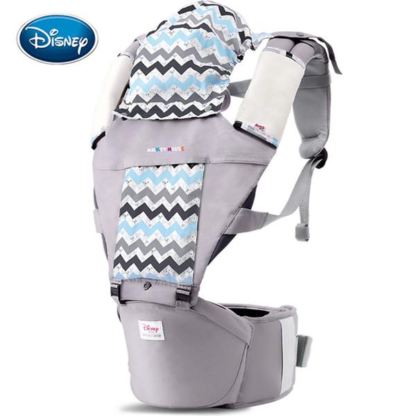 Diney Bethbear 0-36 Monate Babytrage Verstellbarer Hüftsitz Neugeborener Taillenhocker Babytrage Tragetuch Rucksack