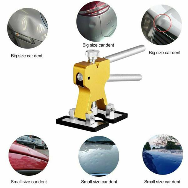 Kit De Reparo 1x Auto Carro Corpo Dent Removedor Extrator de Reparo Kit Ferramentas