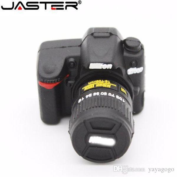 Toptan SıCAK Yeni Kamera usb flash sürücü kalem sürücü 4 GB 8 GB 16 GB 32 GB 64 GB USB Memory Stick Başparmak pendrive kalem ...