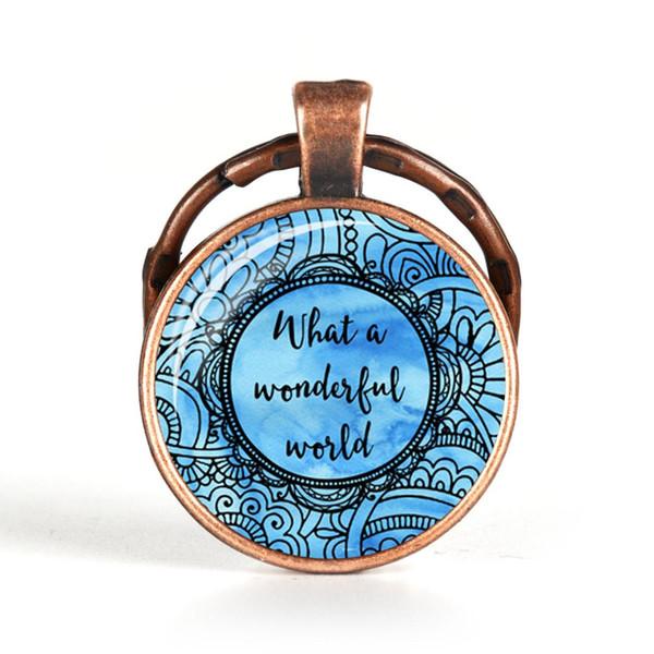 2019 nouveaux bijoux de mode suivez votre flèche porte-clés pendentif classique citation lettre Art Design métal porte-clé charme voiture porte-clé