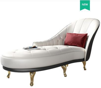 Incredible 2019 Lounge Chair Beauty Couch European Style Living Room Lazy Person Small Sofa Single Bedroom American Style Light Luxury Toffee Chair From Alphanode Cool Chair Designs And Ideas Alphanodeonline