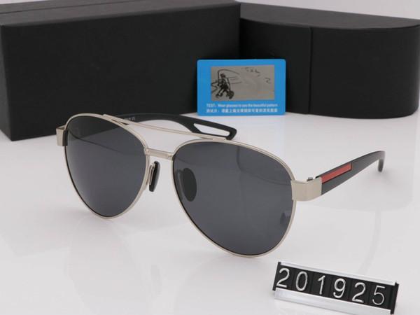 2019 Marka Tasarımcısı Güneş Gözlükleri erkek Polarize Vintage Güneş Gözlüğü ulculos Erkek Gözlük Aksesuarları Erkekler / Kadınlar Içi ...