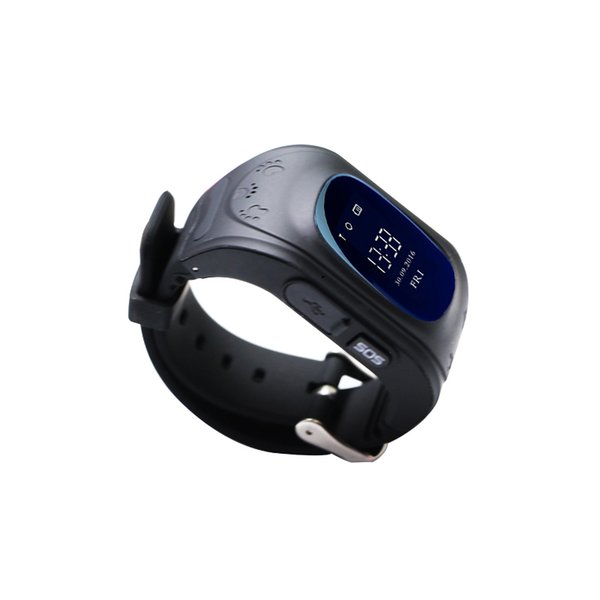 SOS button anti lost kids gps tracker fashion watches for Kids