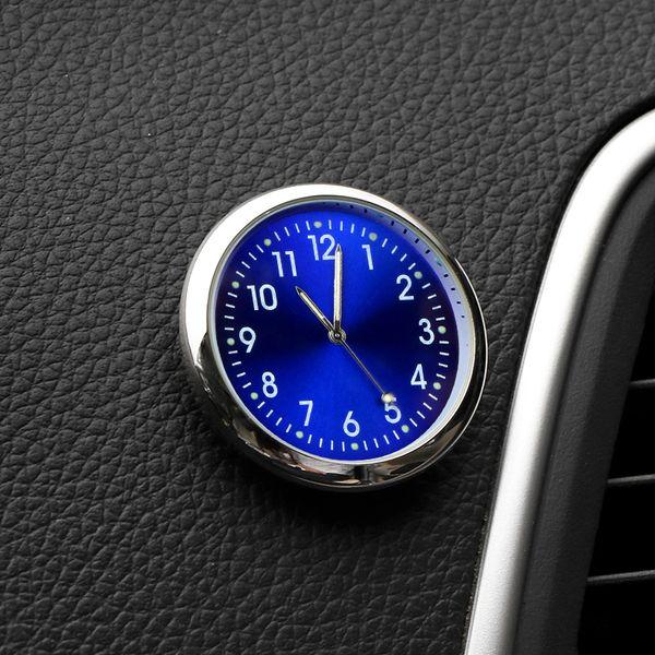 Décoration De Voiture Électronique Compteur De Voiture Horloge Horloge Auto Intérieur Ornement Automobiles Autocollant Montre Intérieur En Accessoires