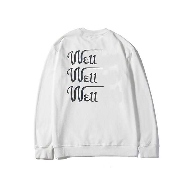Alta moda nueva sudadera diseñador marca primavera invierno hombres Woemens letras imprimir manga larga blusa sudaderas alta calidad LSY98299