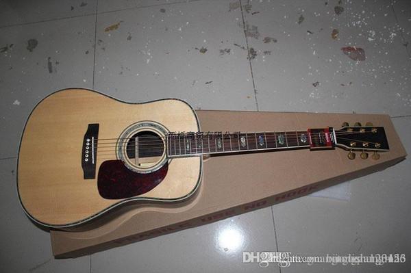 Chitarra acustica a 41 pollici MAR D45 di vendita calda della chitarra della chitarra 6 di vendita calda di trasporto libero