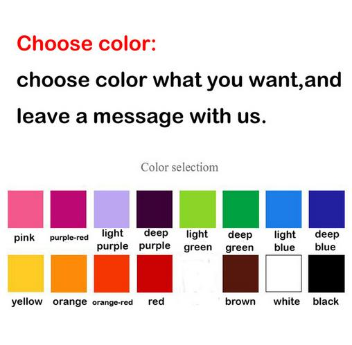 S Color message