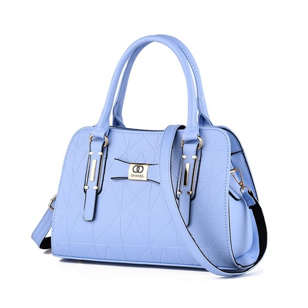 Women brand designer Boston handbag fashion 11 colors shoulder bag Luxury leather Messenger bags free shipping w038